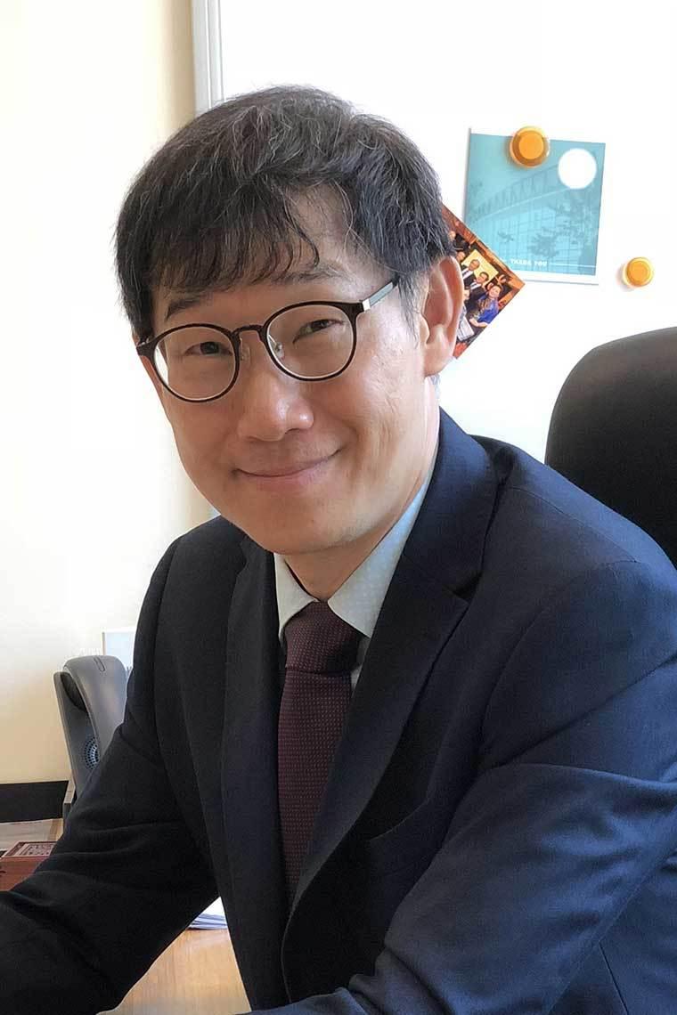 Professor Phoon Kok Kwang